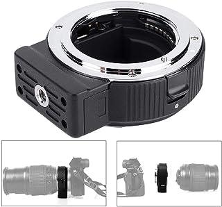 Commlite ENF-E1 Pro V06 - Adaptador de Montura de Lente con Motor Interno de Lente para Lente F AF-I AF-S a E-Mount Serie A9 de cámaras con función de estabilizador de Realidad Virtual