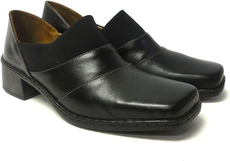 Josef Seibel Britany svart läder EU 39    US 8.5  online försäljning