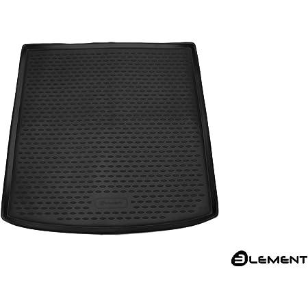 Element Exp Element5156b12 Passgenaue Premium Antirutsch Gummi Laderaumwanne Kofferraumwanne Für Vw Golf 7 Vii Variant Kombi Jahr 13 21 Schwarz Passform Auto