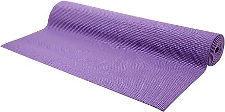 Marshal Fitness Yoga Mat with Carrying Bag, Purple