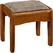 Vanity Benches Vanity Chair Vanity Stool Makeup Chair Bedroom Dressing Stool Living Room Square Upholstered Chair Modern S...