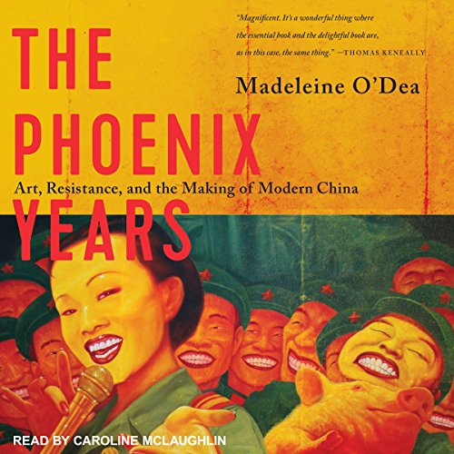 The Phoenix Years audiobook cover art