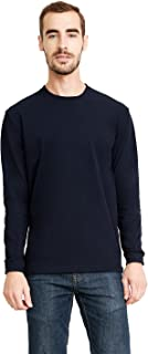 The Next Level Sueded Long-Sleeve Crew (6411)