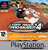 PS1 - Tony Hawk's Pro Skater 4