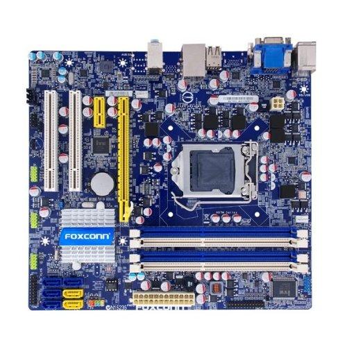 Foxconn MB-H67M-V Mainboard Sockel 1155 Mikro-ATX DDR3 Speicher