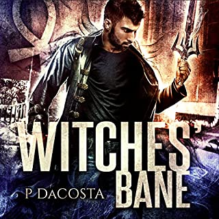 Witches' Bane     Soul Eater Series, Book 2              By:                                                                                                                                 Pippa DaCosta                               Narrated by:                                                                                                                                 Paul Woodson                      Length: 4 hrs and 47 mins     46 ratings     Overall 4.4