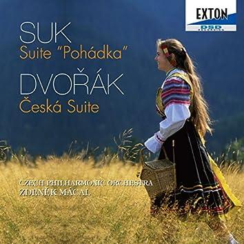 Suk: Suite Pohadka, Dvorak: Ceska Suite