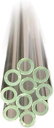 177.8 mm Length 5 mm Diameter Economy Grade Borosilicate 3.3 Tubing Pack of 5 Kemtech XWE-5MM-7 Synthware NMR Tube with Cap