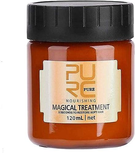 Advanced Molecular Hair Roots Treatment Professtional Hair Conditioner,PURC Magical Hair Mask,5 Seconds to Repair Dam...