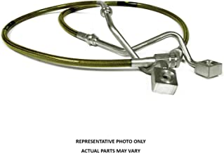 Superlift Suspension 91335 Bullet Proof Brake Hose-Rear-1971-1987 GM Pickup and 1971-1991 Blazer and Suburban with 4-6 inch Lift Kit (Singe)