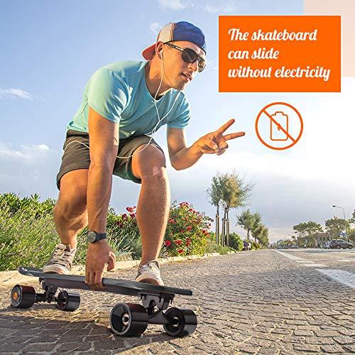 Elektro Skateboard enSkate WoBoard Bild 3*