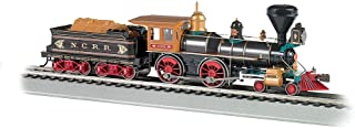 Bachmann Industries Trains 4-4-0 American Dcc Sound Value Equipped Ncrr The York Wood Load Ho Scale Steam Locomotive