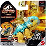 Jurassic World Camp Cretaceous Snap Squad Ankylosaurus Bumpy Figure