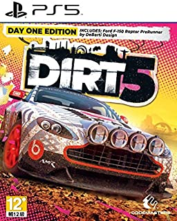 PS5 Dirt 5 R3 - PS5