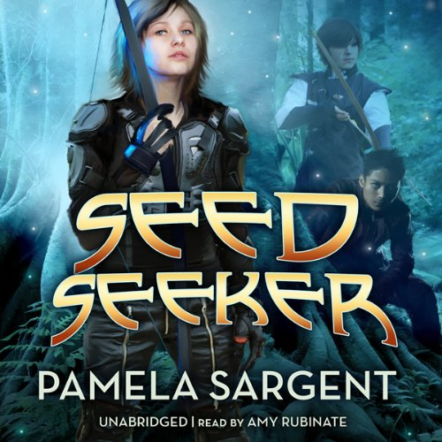 Seed Seeker audiobook cover art