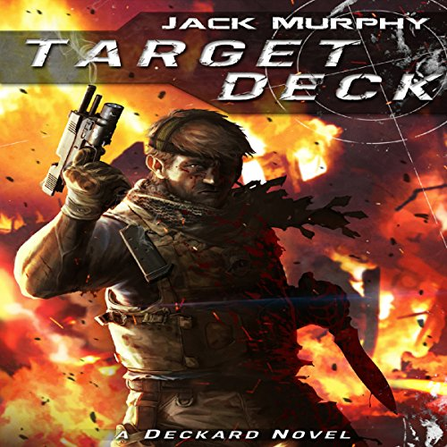 Target Deck audiobook cover art