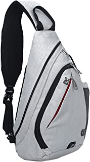 Sling Bag Backpack 19'' Crossbody Backpack Shoulder Pack Sling Chest Bag