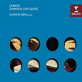 Bach:Complete Lute Suites