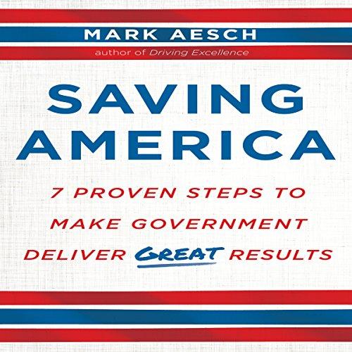 Saving America cover art