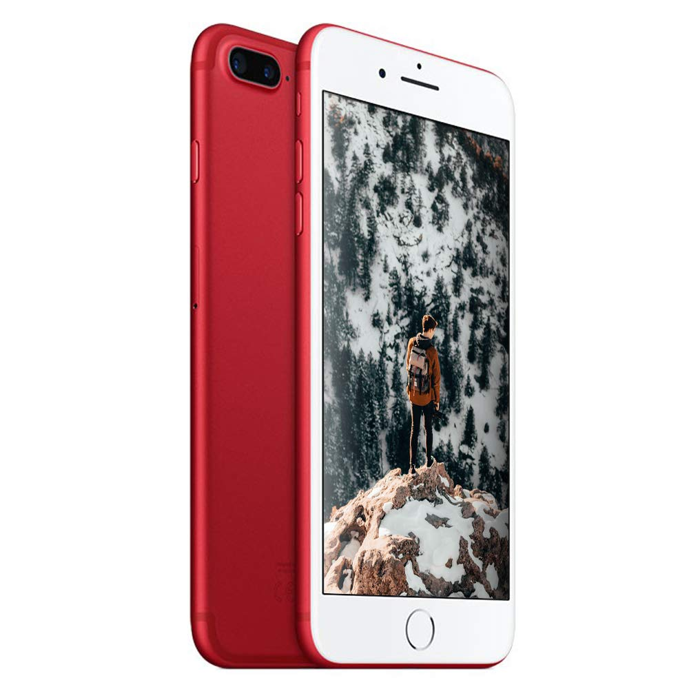 Apple Iphone 7 Plus, 128gb, Rojo: Amazon.es: Electrónica