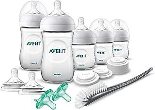 Philips Avent Natural Baby Bottle Newborn Starter Gift...