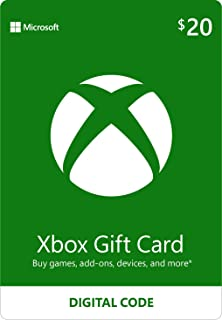 Best $20 Xbox Gift Card [Digital Code] Review