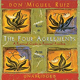 the alchemist audiobook com the four agreements cover art