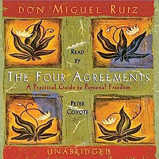 the alchemist audiobook com the four agreements cover art