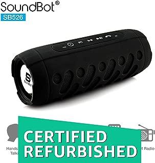 (Renewed) SoundBot SB526 Bluetooth 4.1 Speaker