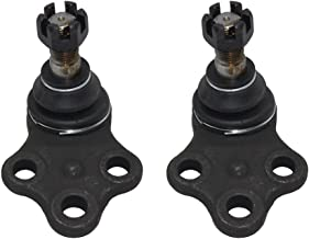 Detroit Axle - Both (2) Brand New Driver & Passenger Side Front Lower Ball Joint 10-Year Warranty for 1997-2003 Infiniti QX4 - [1996-2004 Nissan Pathfinder]