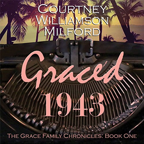 Graced 1943 audiobook cover art