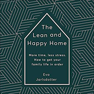 The Lean and Happy Home cover art