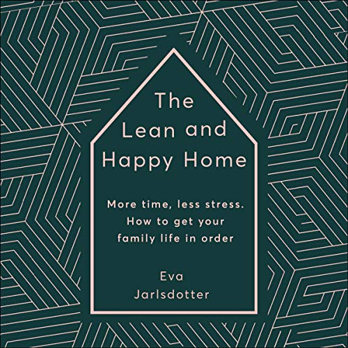 The Lean and Happy Home audiobook cover art