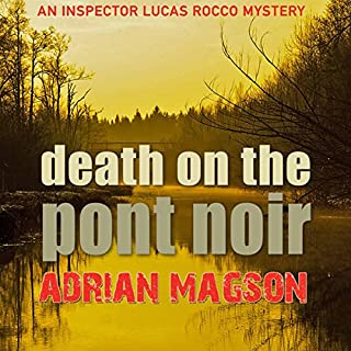 Death on the Pont Noir cover art