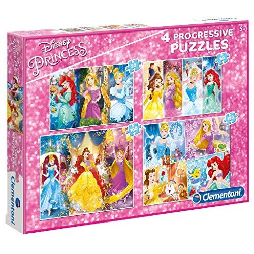 Clementoni 07721 07721-Suercolor Princess Puzzle-20