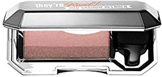 BENEFIT They're real! Duo Eyeshadow Blender - NAUGHTY NEUTRAL