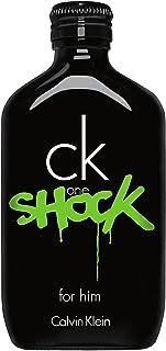 Calvin Klein Ck one shock, for him, 3.4 Ounce
