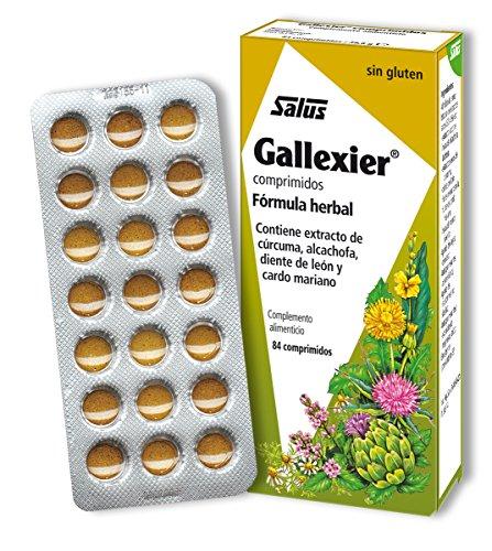 Salus Gallexier Complemento Alimenticio - 56 gr