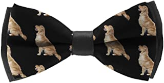 Bow Ties For Men - Luxury Tie Bowties Great For Tuxedo Business Suit Party