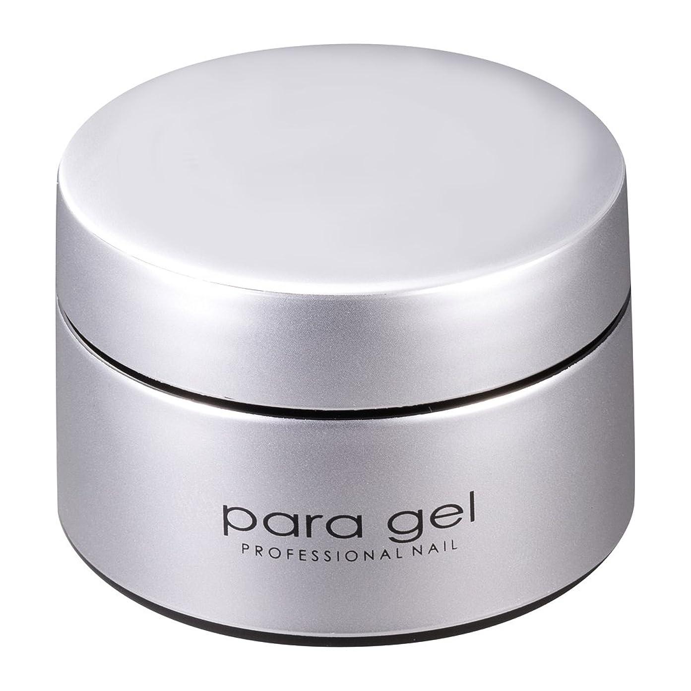 伝染性ファックス受粉するpara gel ファンデーションカラージェル F01 ミディアムピンク 4g