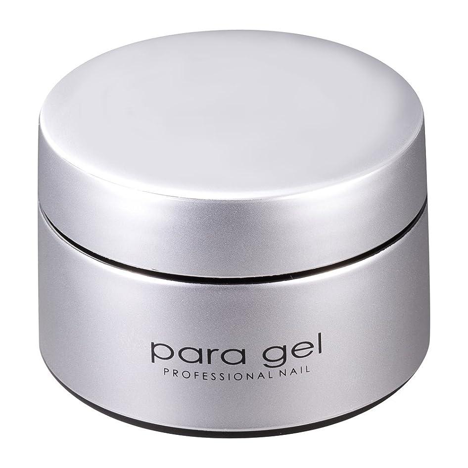 収束する筋レンドpara gel カラージェル ST06 シースルーピンクベージュ 4g