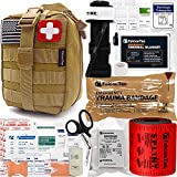 Best Trauma Kits - FalconTac Trauma Kit EMT IFAK Emergency Treatment Care Review