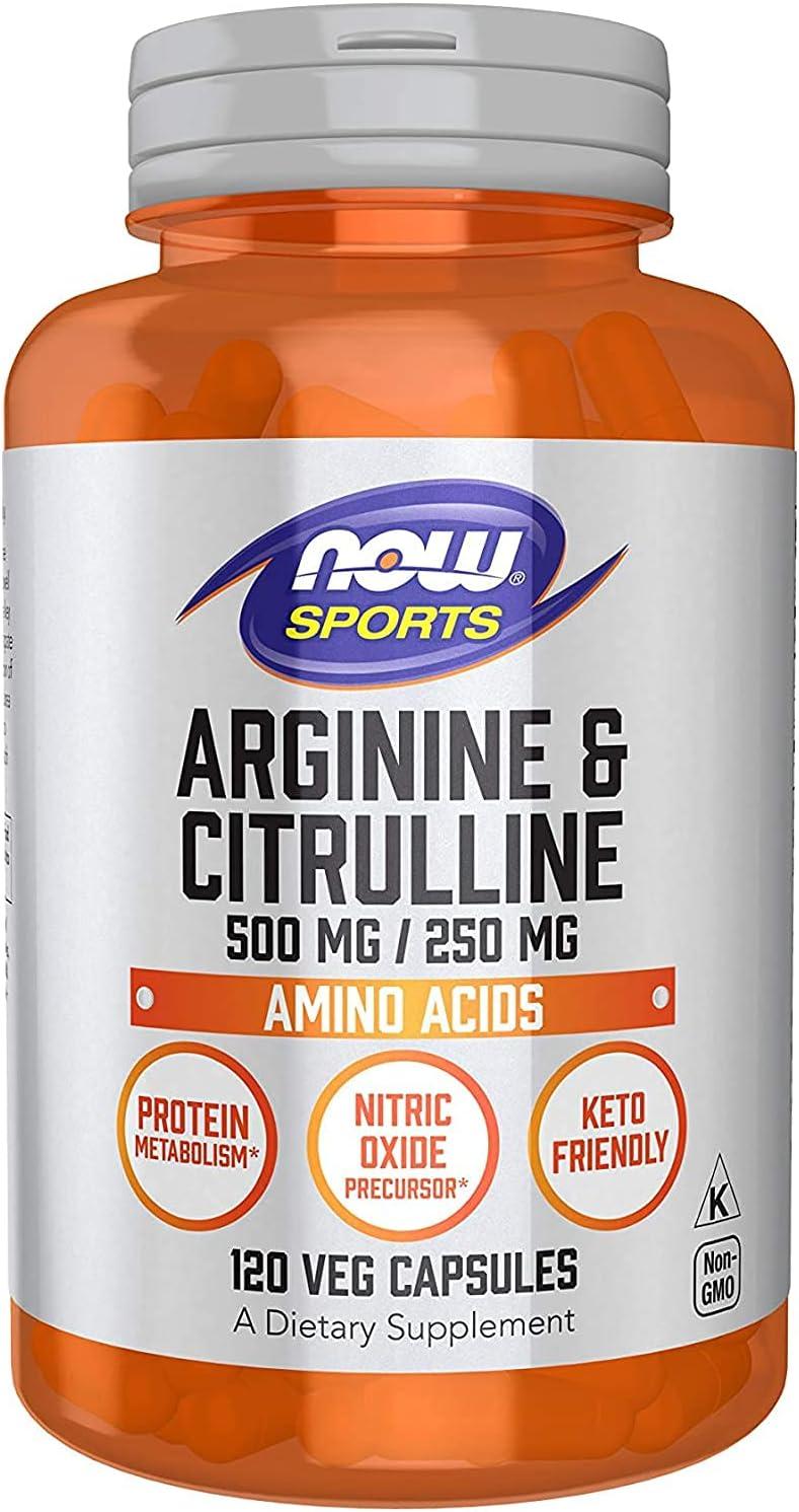 Drect Now Foods Arginine Brand Cheap Sale Venue Citrulline Capsules All items free shipping Veg