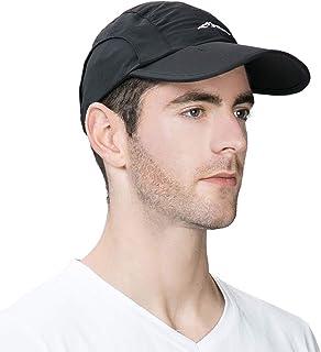 Waterproof UV Foldable Baseball Cap w/Detachable Flap Quick-Dry Sun Protection