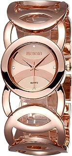 Women's Watches Luxury Crystal Quartz Gold Watches Woman Fashion Bracelet Watch