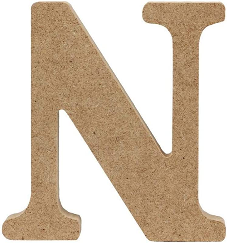 4 Inch High Decorative Wood Letters Hanging Wall 26 Letters Wooden Alphabet Wall Letter For Children Baby Name Girls Bedroom Wedding Brithday Party Home Decor Letters