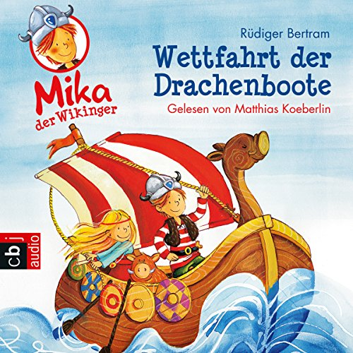 Wettfahrt der Drachenboote audiobook cover art