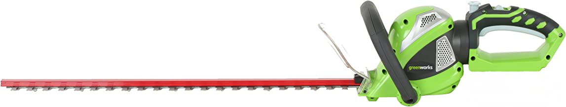 green touch hedge trimmer rack