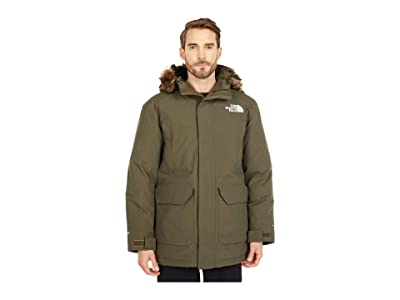 The North Face McMurdo Parka (New Taupe Green) Men