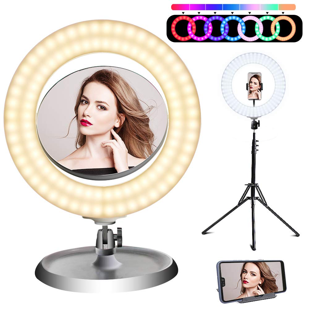 EEIEER Ring Light Stand Photography